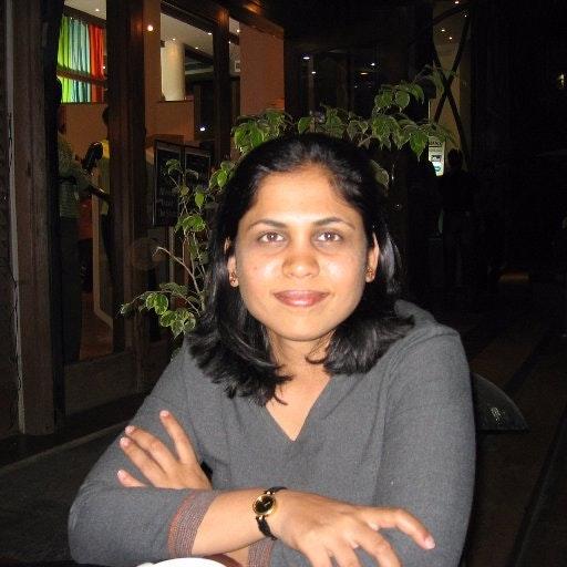 Shilpa Amladi