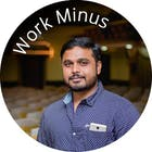 Thinesh@WorkMinus