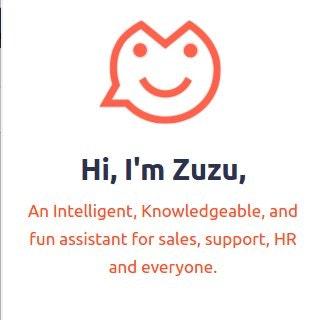Zuzu: AI assistant