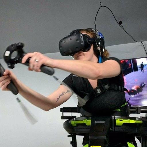 Full Dive Gamer VR