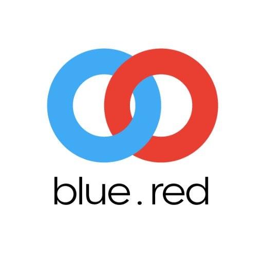 Blue Dot Red