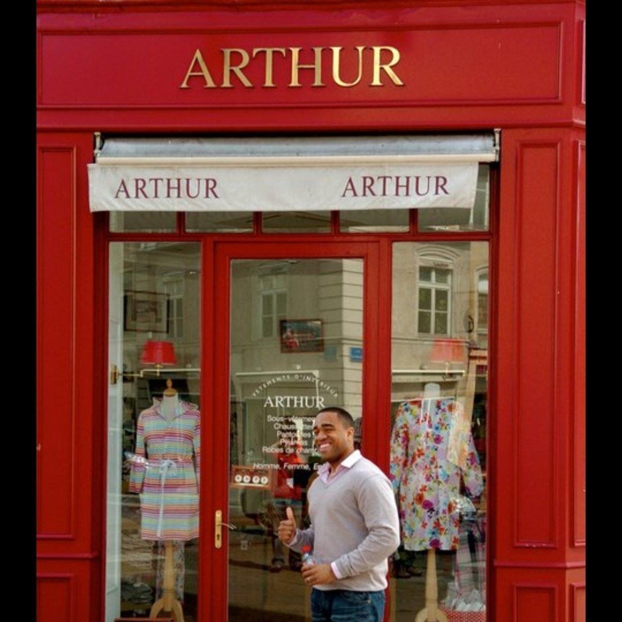 Arthur Head