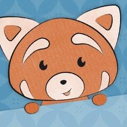 A Little Red Panda
