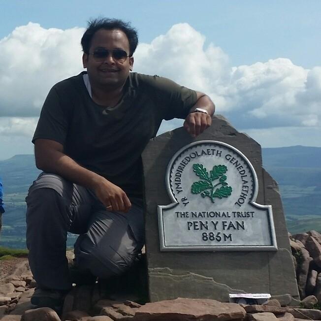 Prashant Chamarty