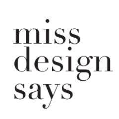 missdesignsays