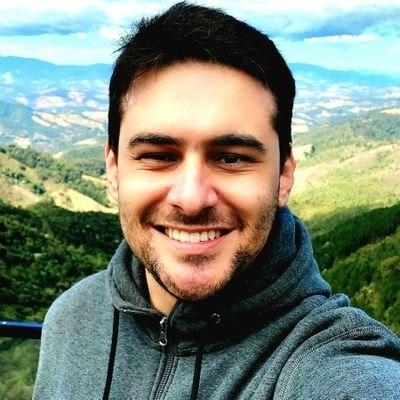 Caio Ribeiro Pereira
