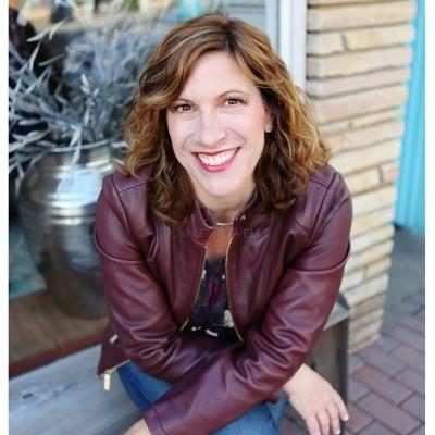 Writer Leah Ingram