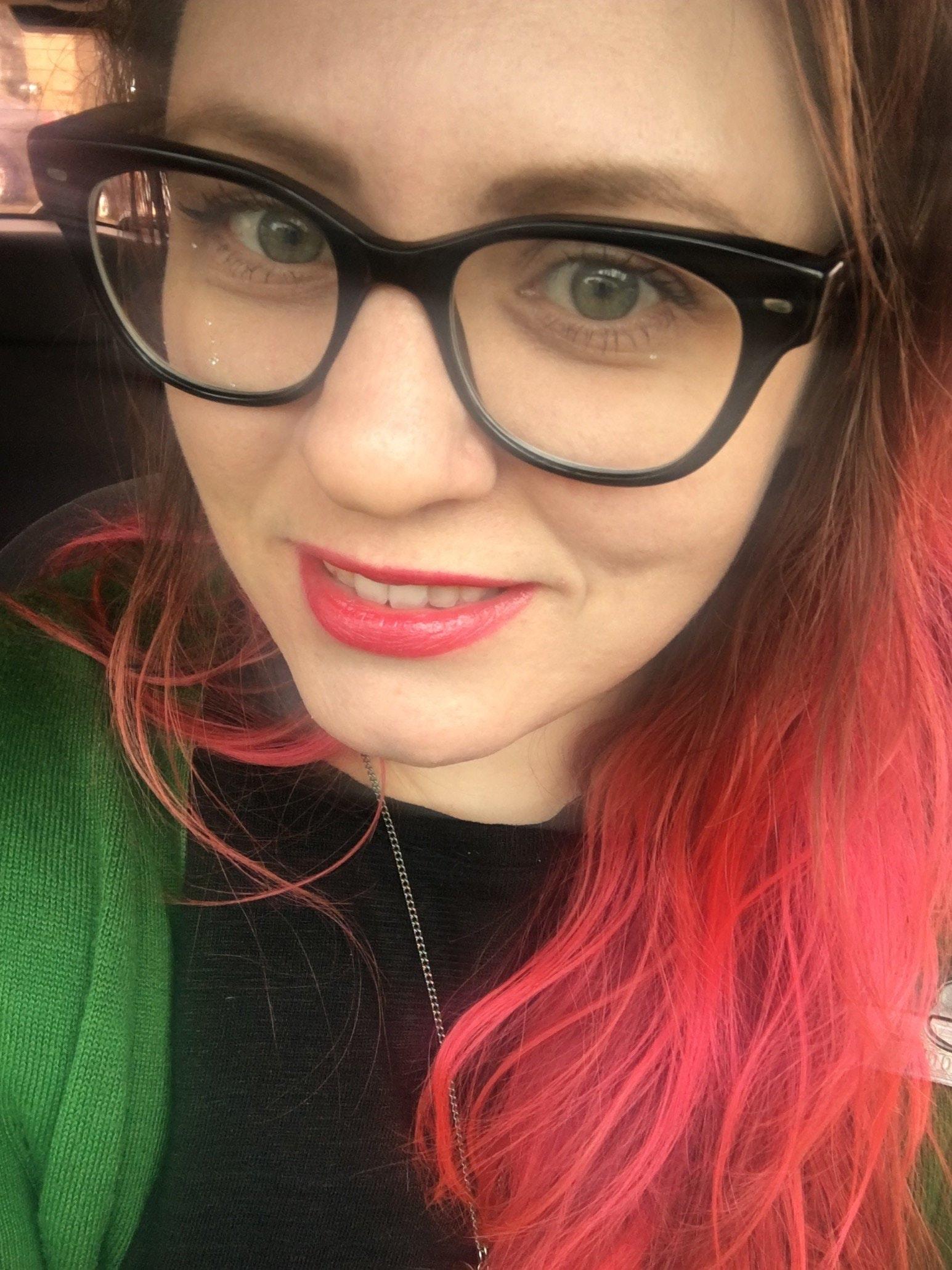Sarah Peacock 💖