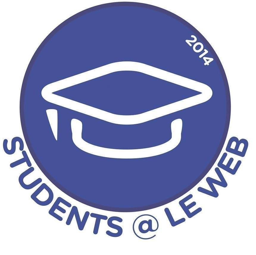 Students @ LeWeb