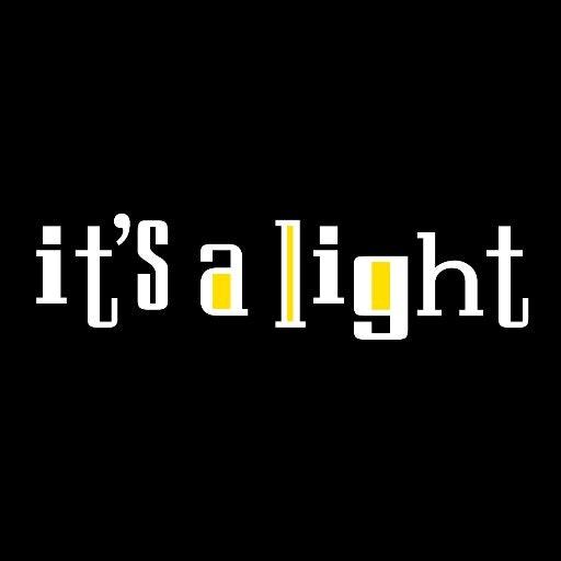 it's a light