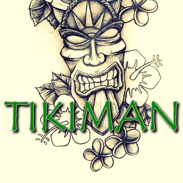 Tikiman | Tribal Wear