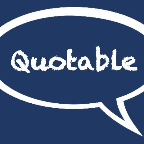 The Quotable Game