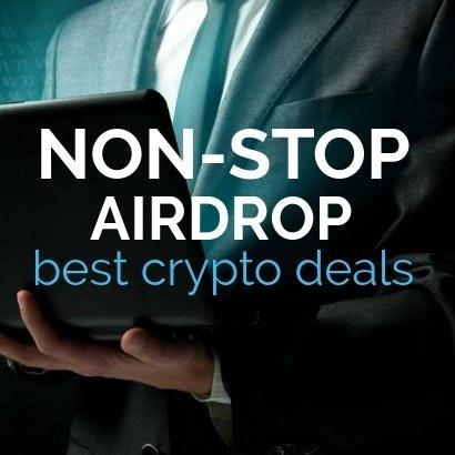 non-stop airdrop
