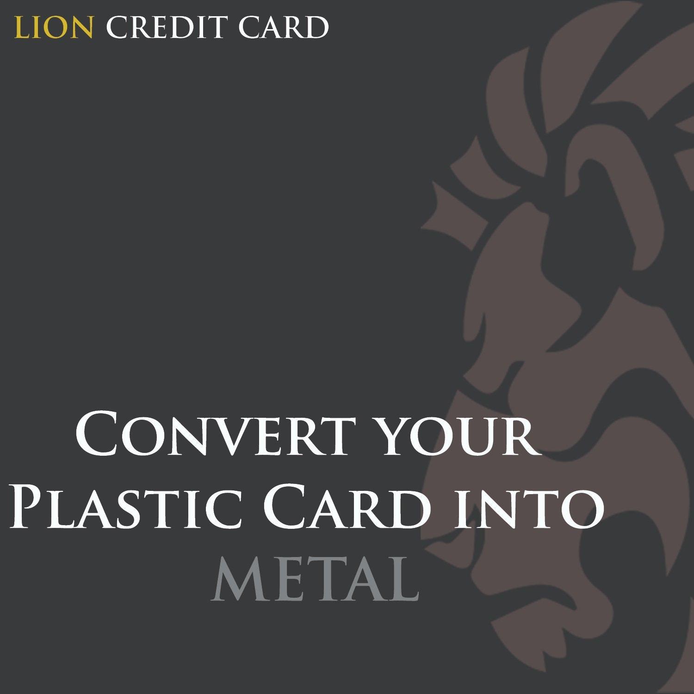 Lion Credit Card