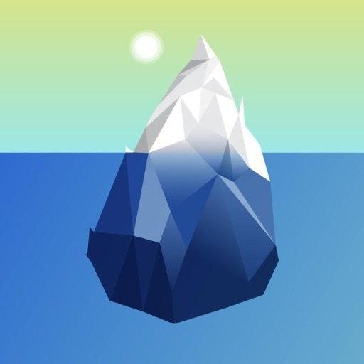 Icebergy