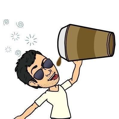 coffee guzzler