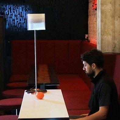 Lampix tabletop AR