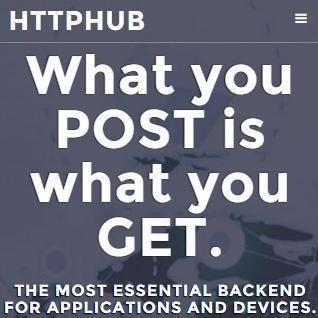 HTTPHUB
