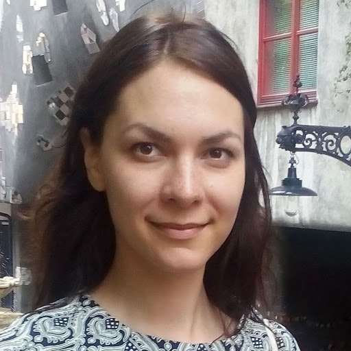 Iryna Sknar