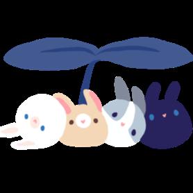 Rolling Bunnies