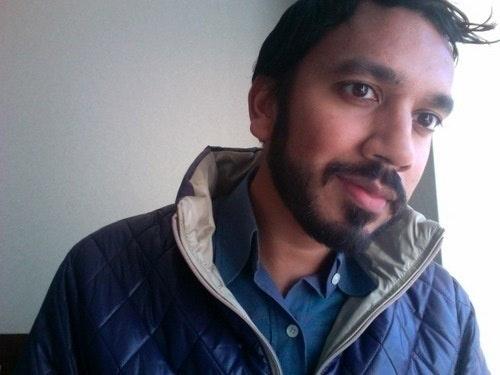 Hamish Chandra