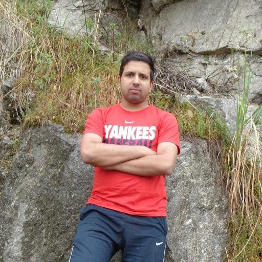 Vikash Dhiman