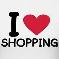 I love shopping !