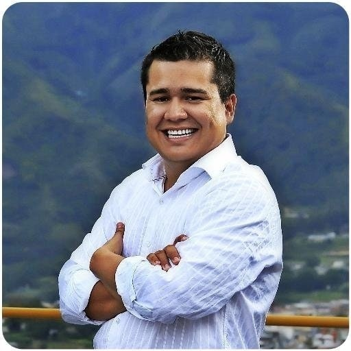 Pablo Mayorga Bueno.