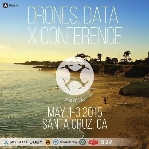 Drones, Data X Conf