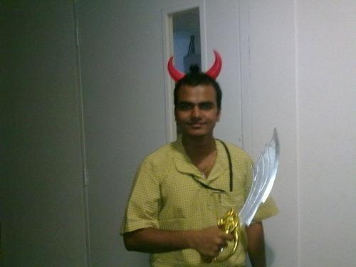 Anirudh Mathad