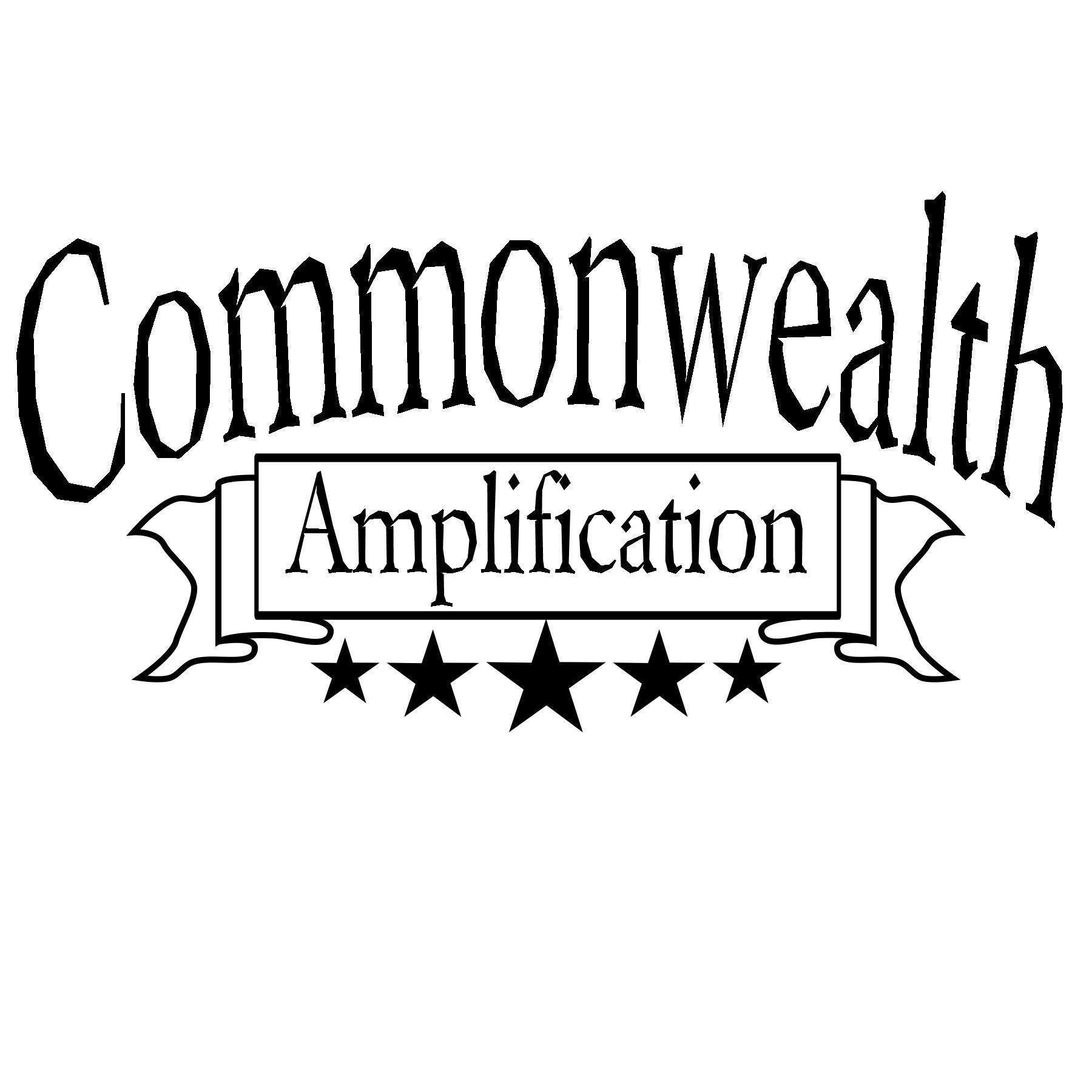 Commonwealth Amps