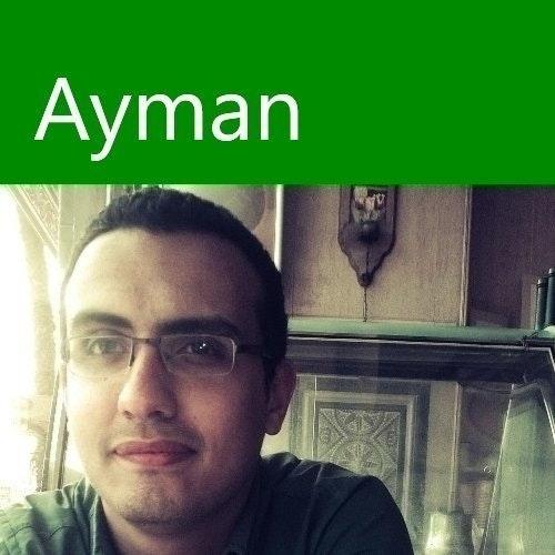 Ayman Sharaf