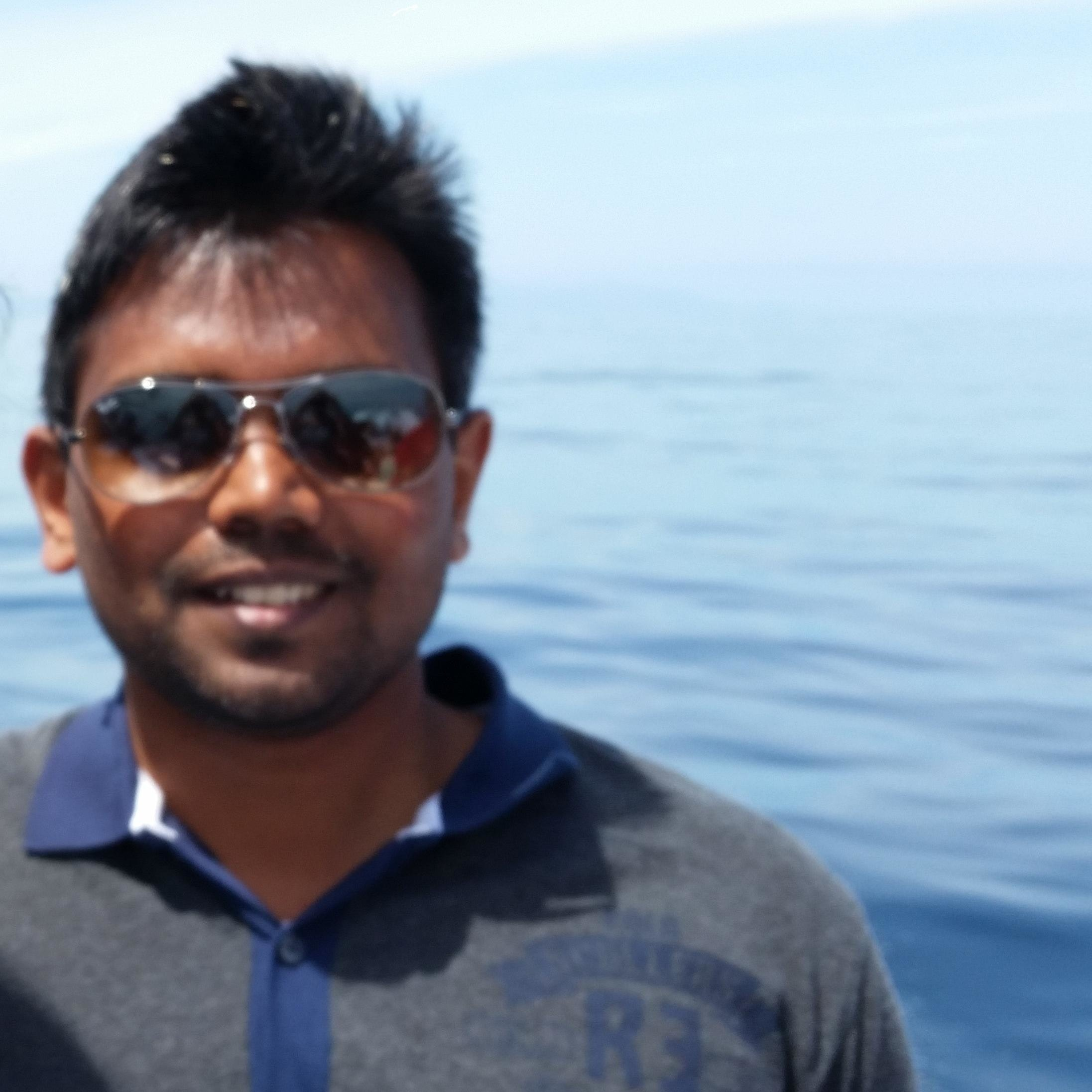 Murali Srinivasa