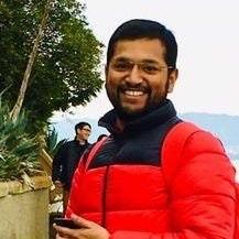 Shreerang Patwardhan 👨🏻💻🏸🇮🇳🇺🇸