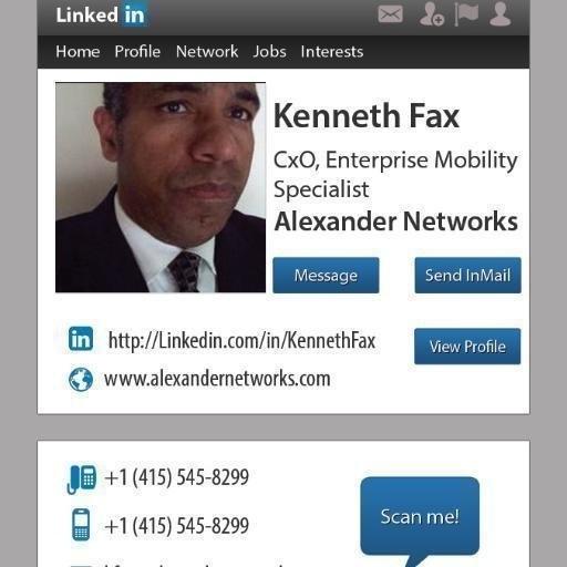 Kenneth Fax
