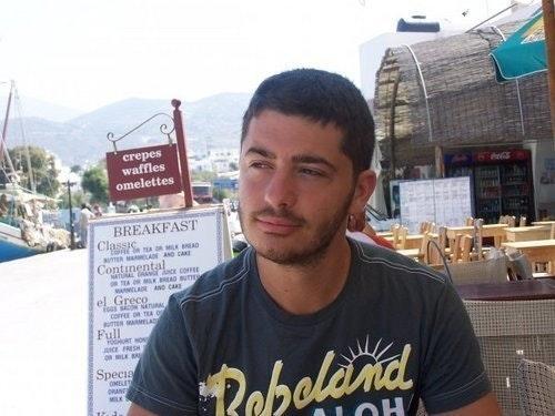 Yannis Psarras