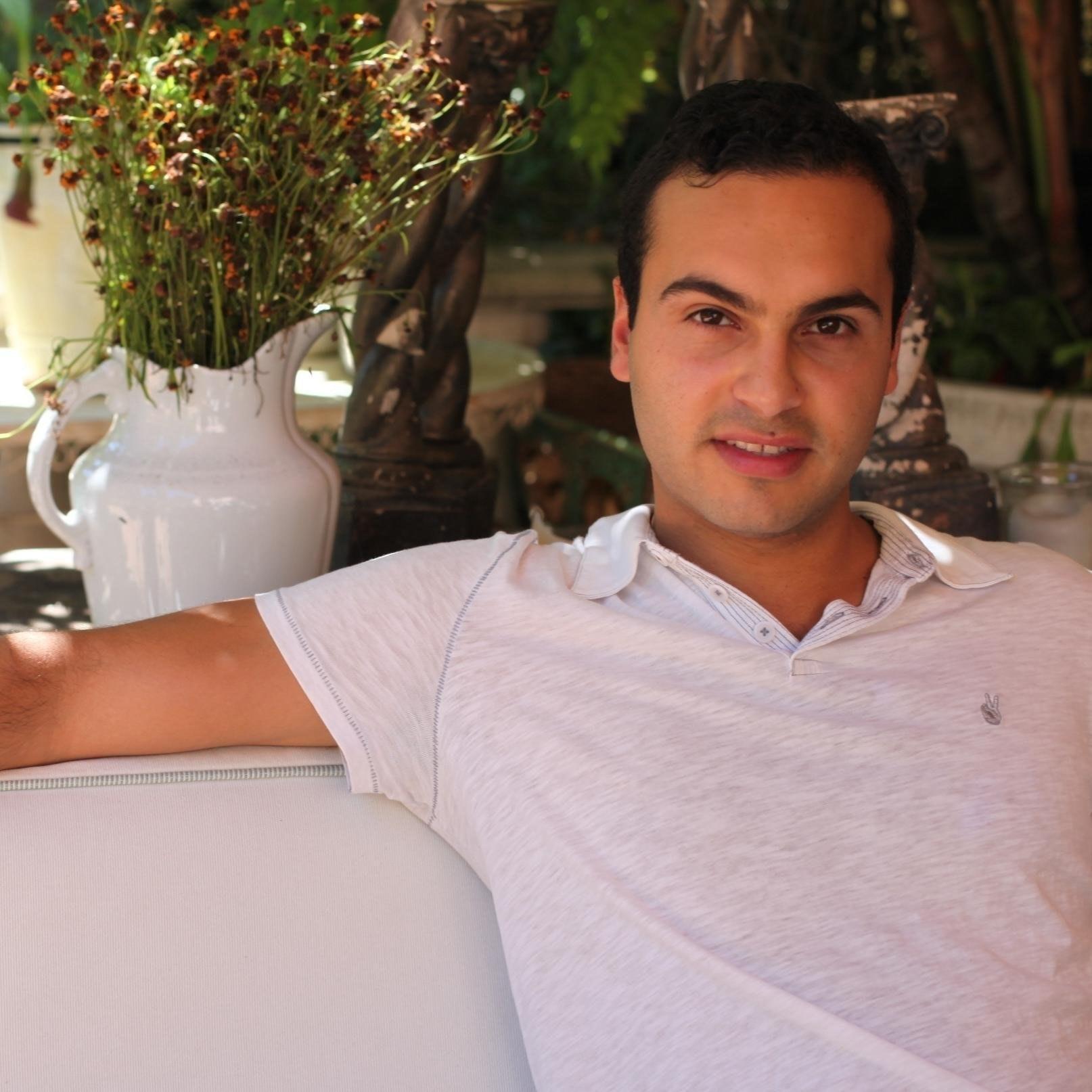 Dustin Pourbaba