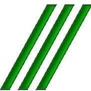 Green Stripes Auto