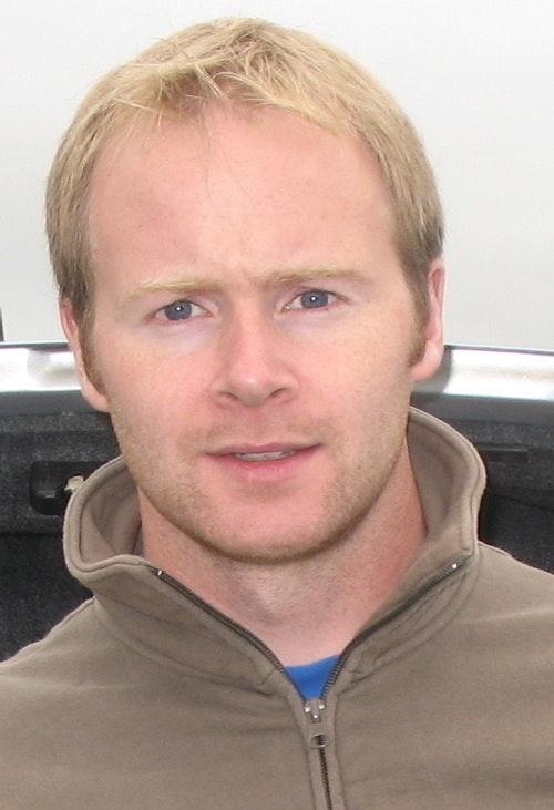 Graham O'Regan