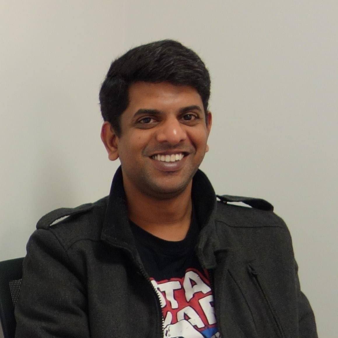 Sushrut Bidwai