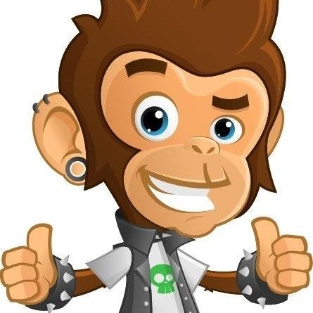 Punky De Monkey