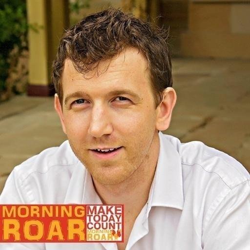 Adam at Morning ROAR