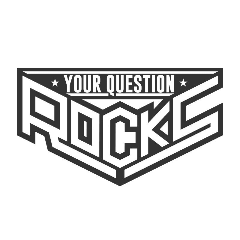 Your Question Rocks