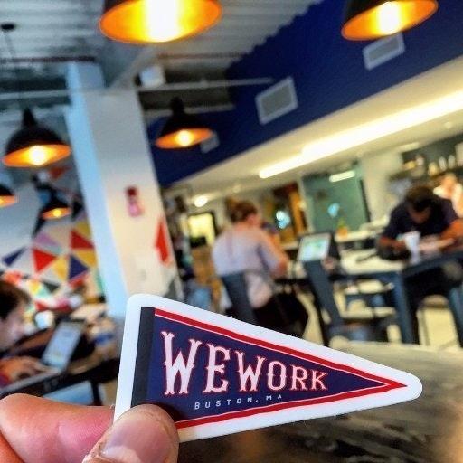 WeWork Boston