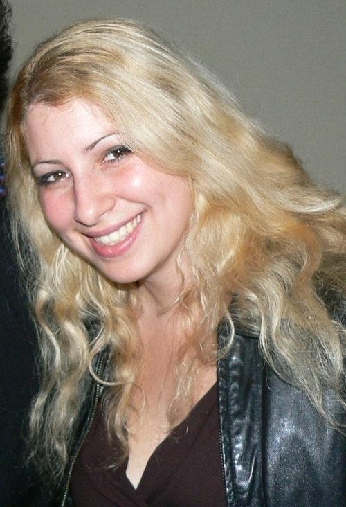 Jasmine Aharon