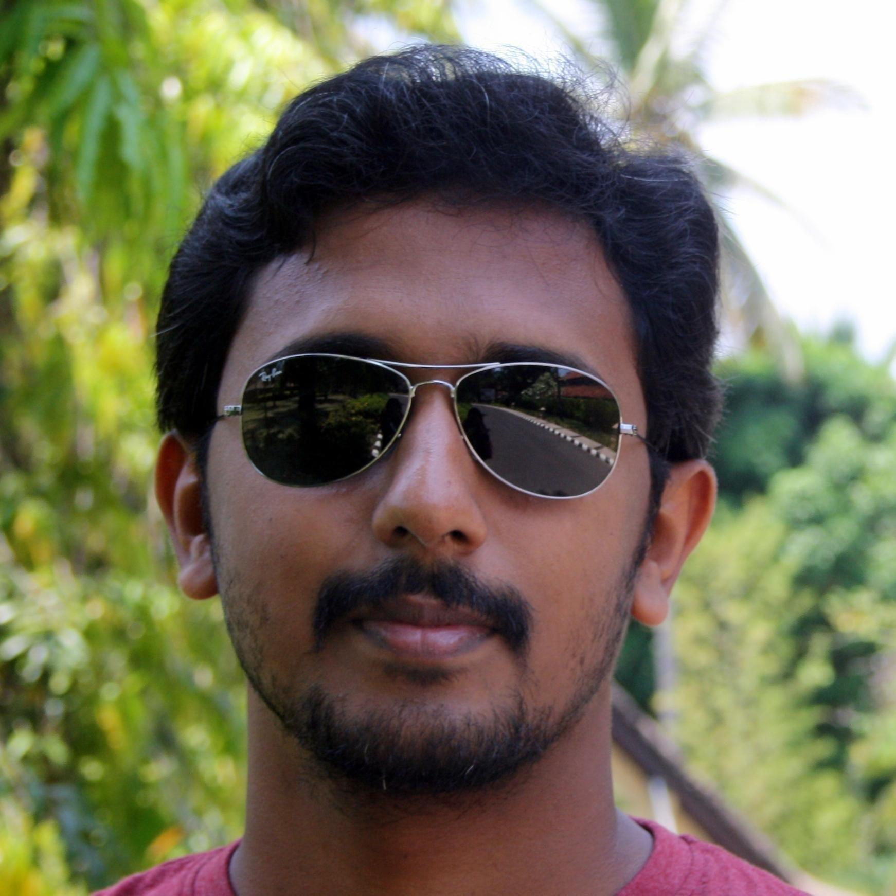 Arun Thomas KB
