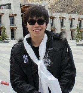 Yi Seng Chan(Eason)