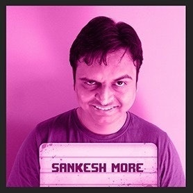 Sankesh More