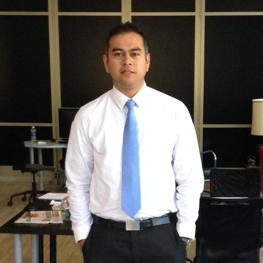 Zulfikar Ali, CEO