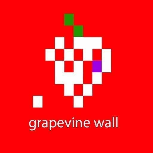 Grapevine Wall
